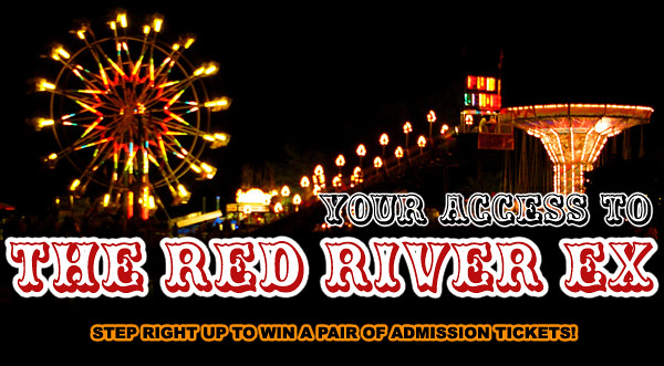Your Access to The Red River Ex 2012