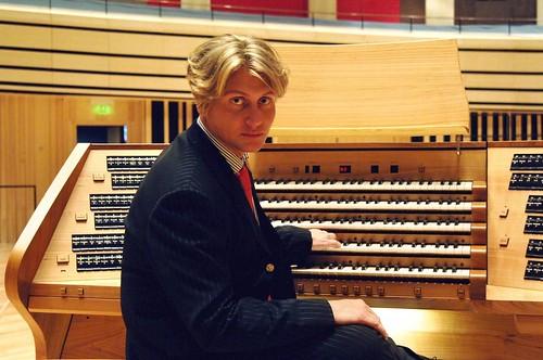 Varnus Xavér, orgonaművész