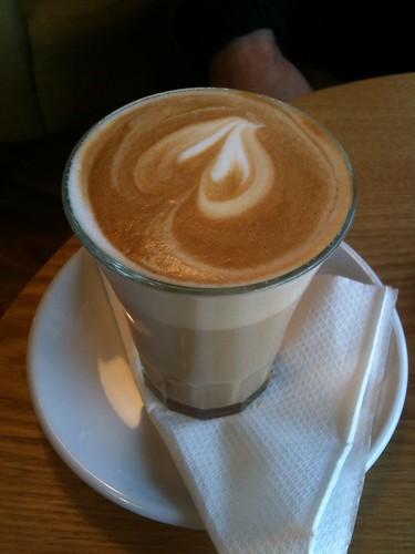 Small Latte ($3.30)