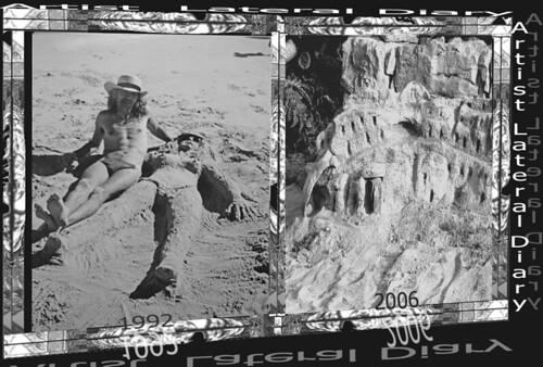 Memorias de arena/Memories de sable/Souvenir of sand by FFMENDOZA -AUSTRALIA