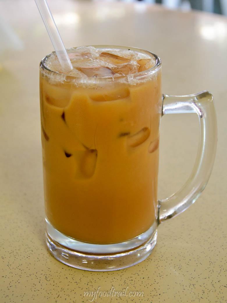 Singapore Hawker Food - Iced tea
