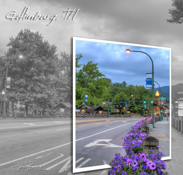 Gatlinburg, TN Parkway