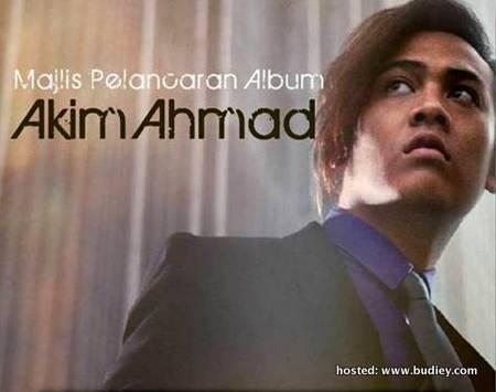 Akim Ahmad Bakal Lancar Album Pertama
