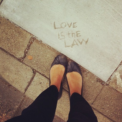 Love is the Law