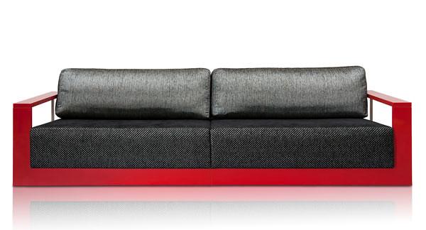 ספה בעיצוב יפרח בן צבי
