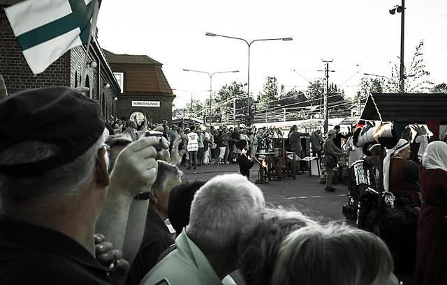 Juhannusjuna 2012 - Hämeenlinna