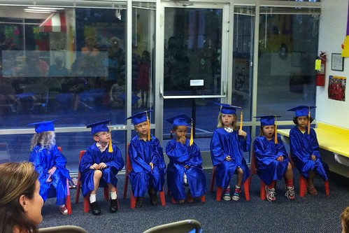 The pre-K crowd isn't exactly known for their long attention spans.