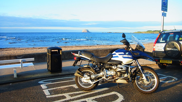 The GS at North Berwick.