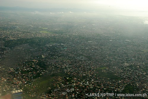 Metro Manila from Above