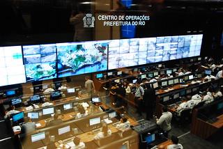 Operations Center, Rio de Janeiro