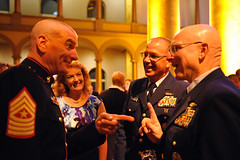 MCPOCG attends Coast Guard Foundation Dinner