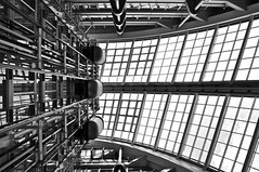 Future Industrial Heights - Ludwig Erhard Haus