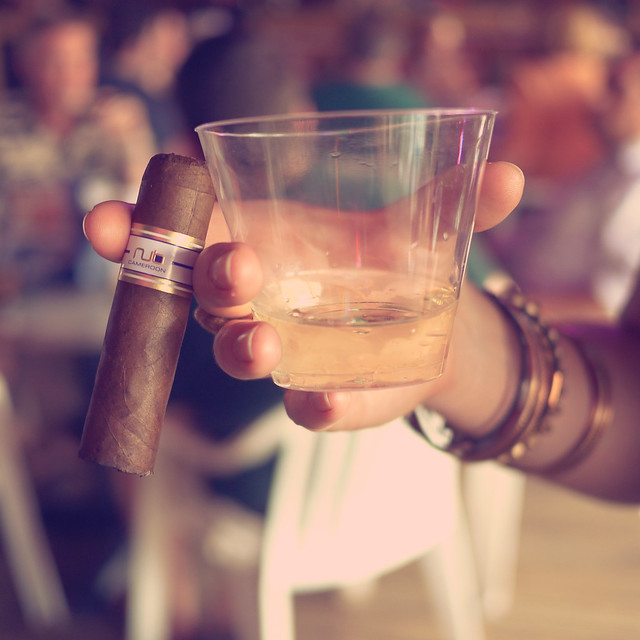 Cincinnati Profile Bourbon & Cigar Event