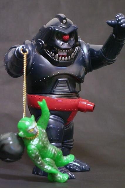 hxsaigansho Mecha Gorilla II