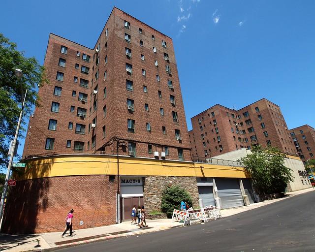 Parkchester Apartment Complex, Bronx, New York City ...
