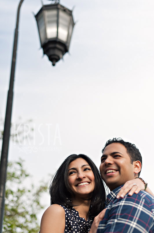 Engagement session Wellesley College