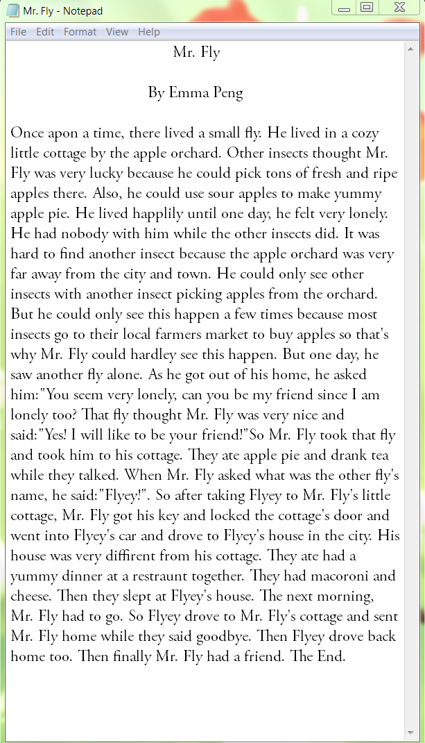 Mr-Fly
