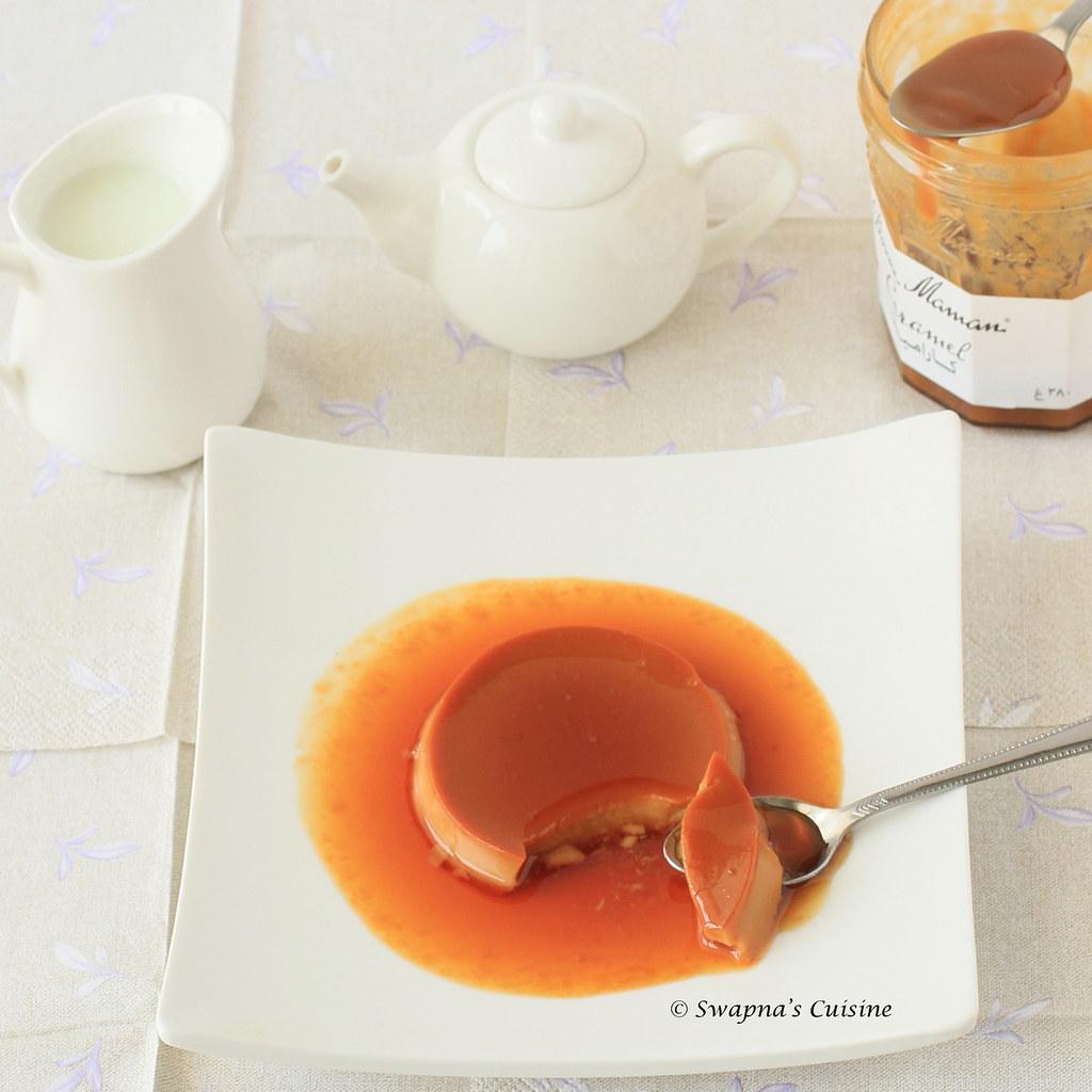 Creme Caramel Picture