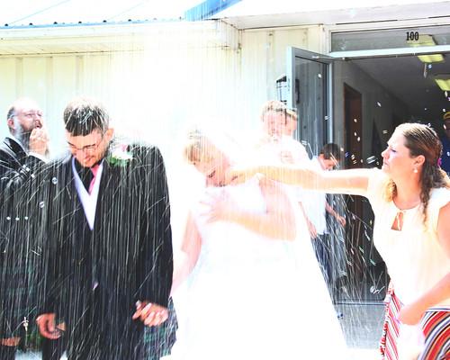 Kali's Wedding Photo's