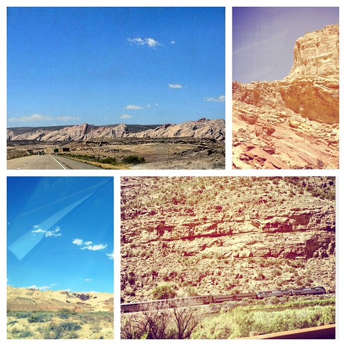 On the road to Utah: Instagram Review