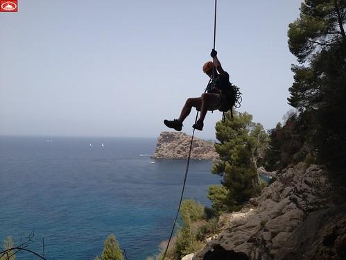 final del salt de 93 m.