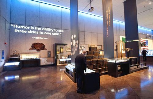 New Philadelphia Mint exhibit1