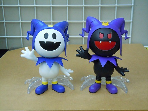 Nendoroid Jack Frost and Black Frost