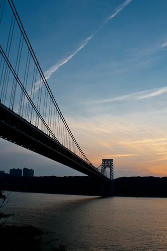 Sunset GWB