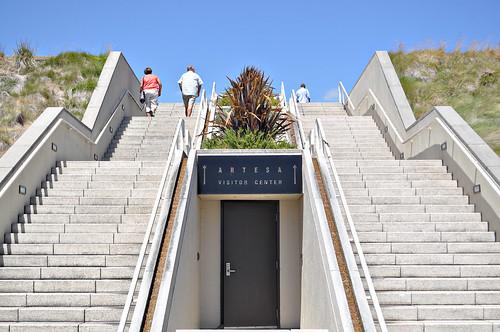 Artesa Stairs ~ Napa Valley, CA