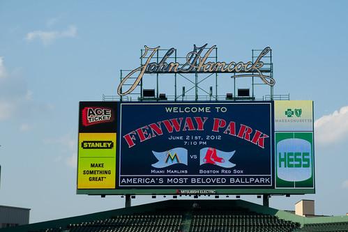 374 fenway park
