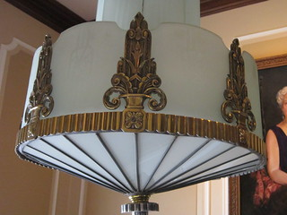 Grand Staircase Light Fixture. | Jacob Loose, A Transplant F ...