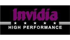 invidia performance parts hawaii logo