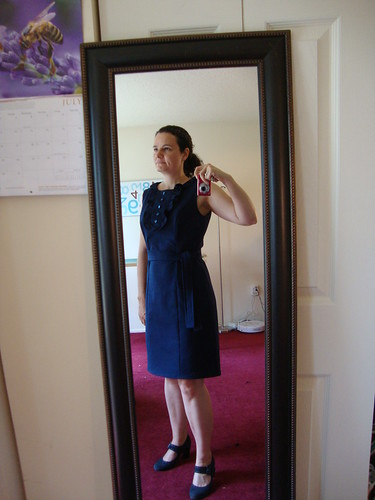 Butterick 5638 blissfully done