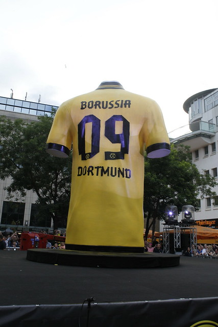 Trikotlaunch Borussia Dortmund (BVB) und Puma (2012/2013)