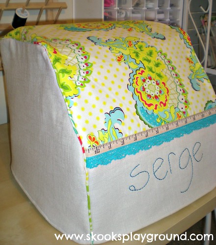 Serger Cover
