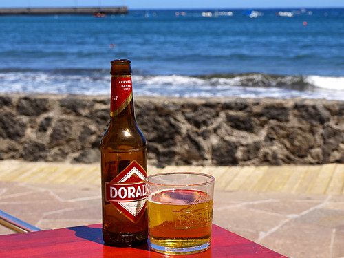 Dorada in the Sun, Tenerife