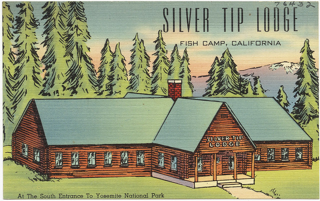 Silver tip lodge fish camp california flickr photo for Fish camp ca lodging