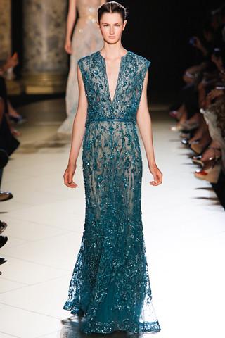 Elie-Saab-Couture-Fall-2012 29 Mackenzie Drazan (ELITE)