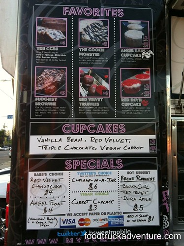 B-Sweet-favorites-menu