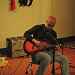 Bob Mould in Studio A