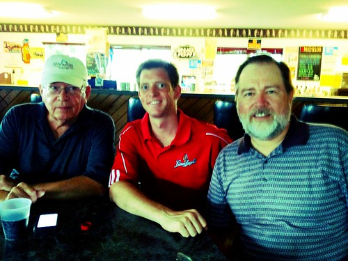 Robert, Erik, and Mike