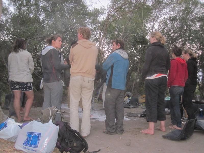 Okavango Delta Botswana End Africa