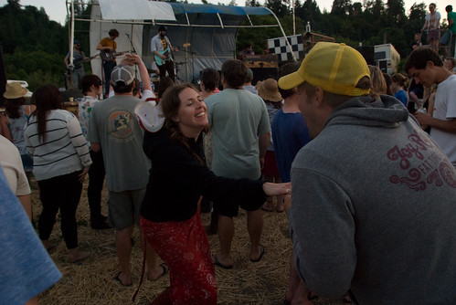 Dancing the Night Away at Slack Fest