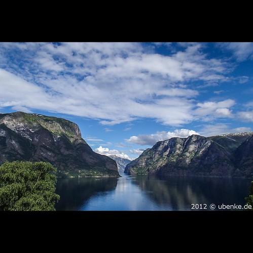 _aurlandsfjord by l--o-o--kin thru