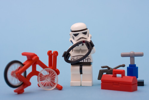 Stormtrooper Puncture Repair
