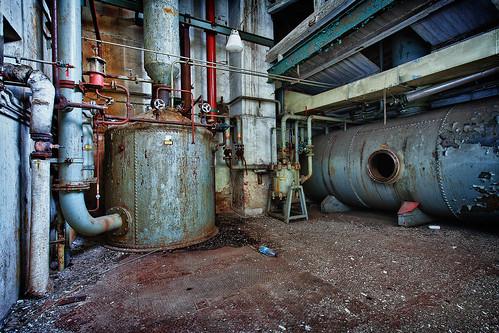 Pannrum by photographer Hans Wessberg