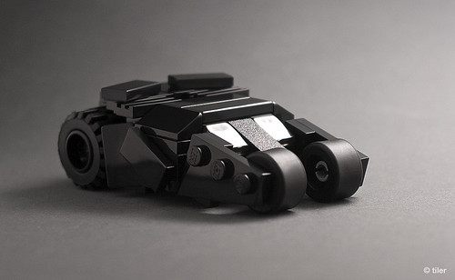 Mini LEGO Batman Tumbler