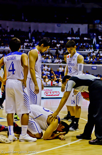 UAAP Season 75: UST Growling Tigers vs. Ateneo Blue Eagles, July 19