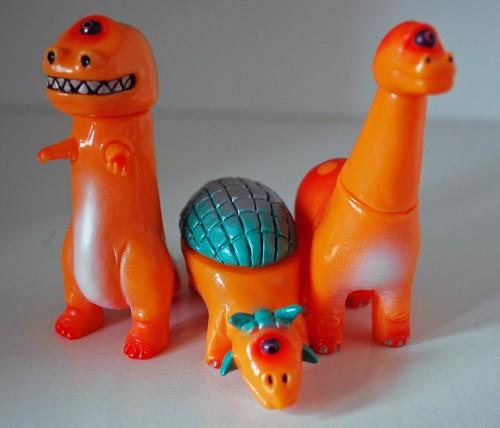 Summer Festival Dinos!