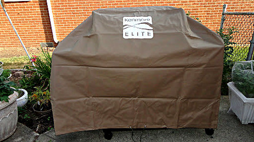 Kenmore Elite Grill Cover